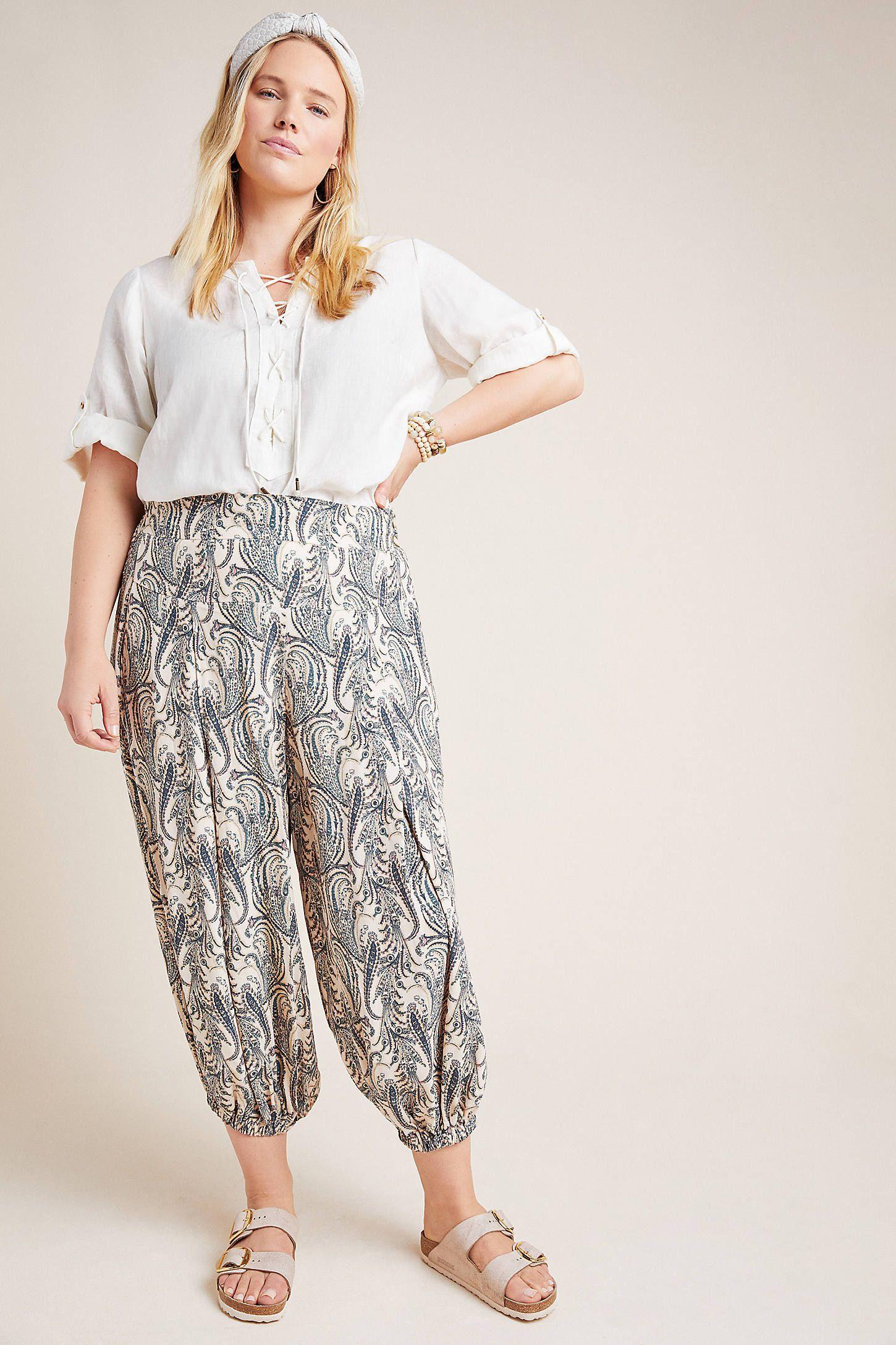 Womens Plus Size Harem Pants NZ   Buy New Womens Plus Size