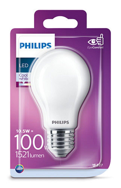 Ampoule Led Bulbe 10 5w E27 Philips En 2020 Led Bulbes Et Philips