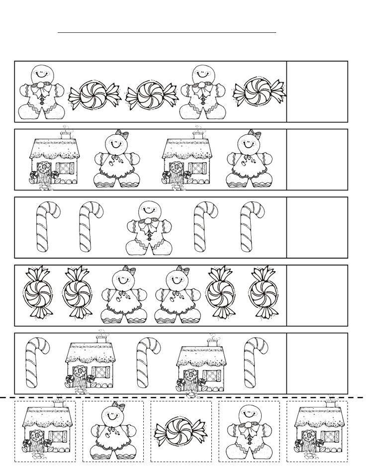 patterns worksheet | artsncrafts | Pinterest | Kind