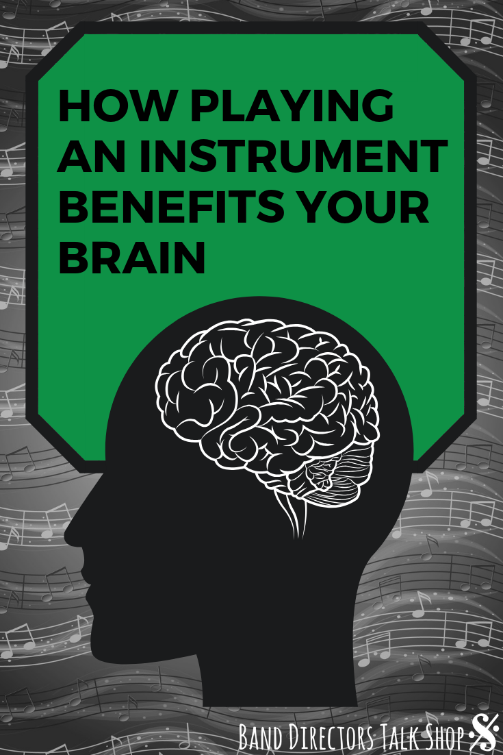 How Playing An Instrument Benefits Your Brain Beginning