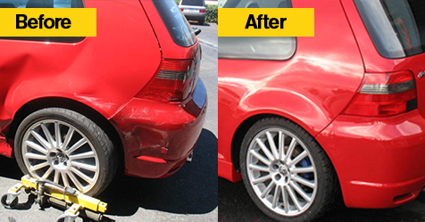Our services include paintless dent repair, car bodywork ...