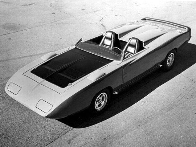 1970 Dodge Super Charger Concept #1970s