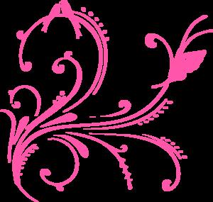 Swirl Cute Flower Png Pink Swirl Birds Butterfly Princess Clip Art Vector Clip Art Butterfly Clip Art Hibiscus Clip Art Free Clip Art