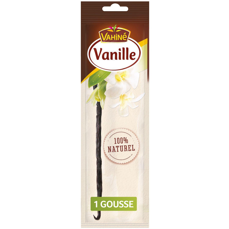 gousse de vanille vahine la gousse a