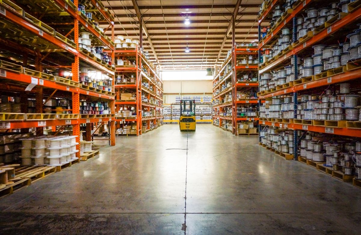 WireMasters Warehouse Tennessee Over 70 Million feet of