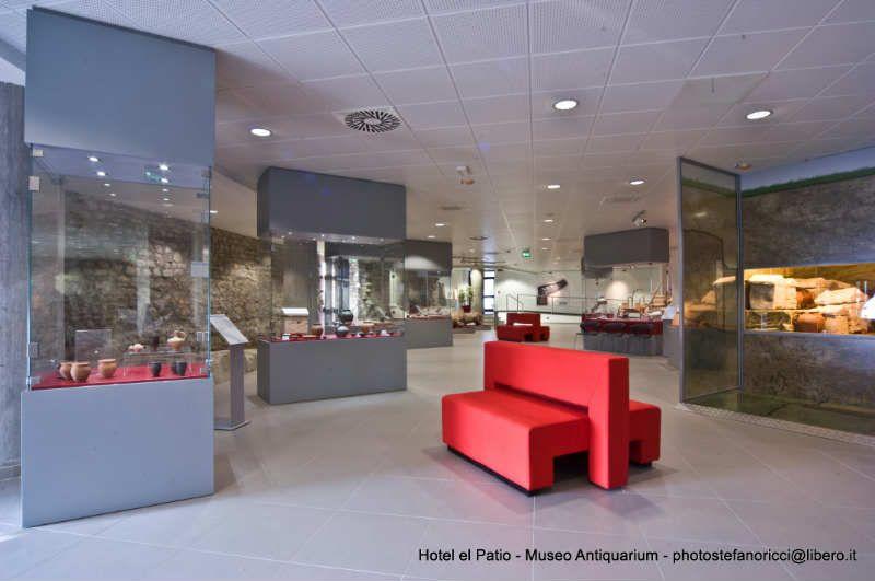 Hotel El Patio Museo Antiquarium (5)
