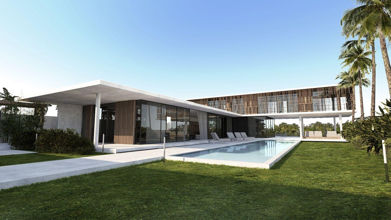a2-sb | villas et intérieurs | villa contemporaine | architecture ...