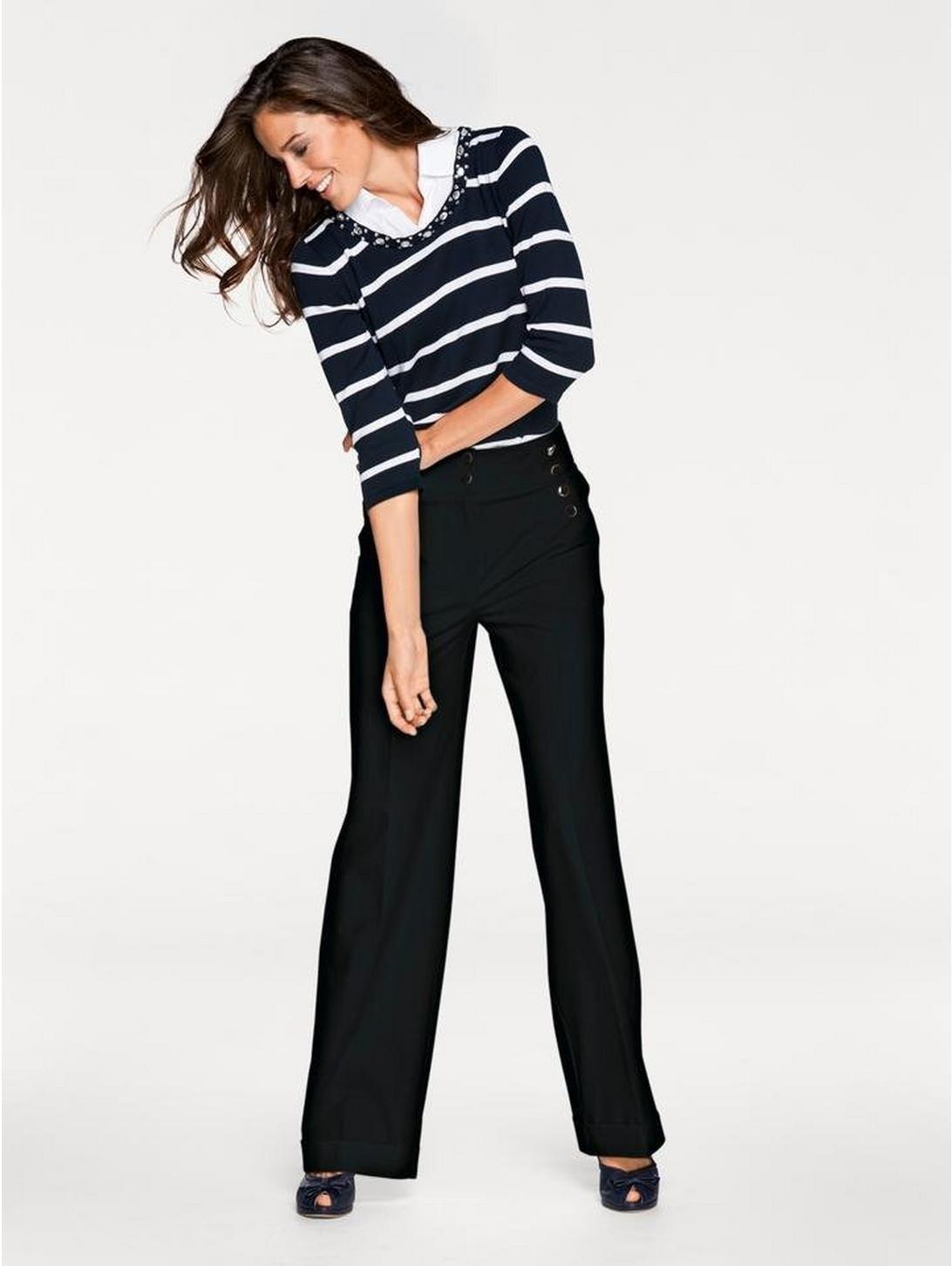 886c6e07368 Pantalon femme style tendance