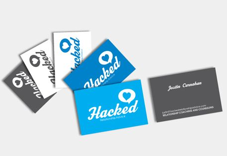 Hacked relation ship advice use moo business cards to create a hacked good advice logo inspirationbusiness cardshacksrelation shipstyle canadarelationship reheart Gallery
