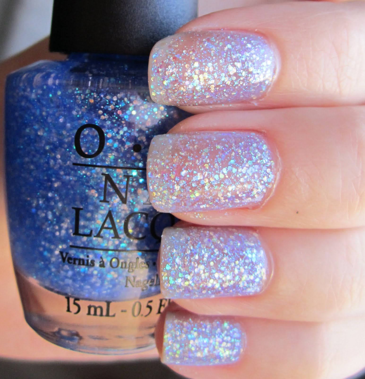 OPI Last Friday Night | My OPI Collection (Full size) | Pinterest