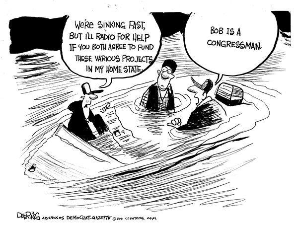 John Deering on Casework | Political Cartoons | Political