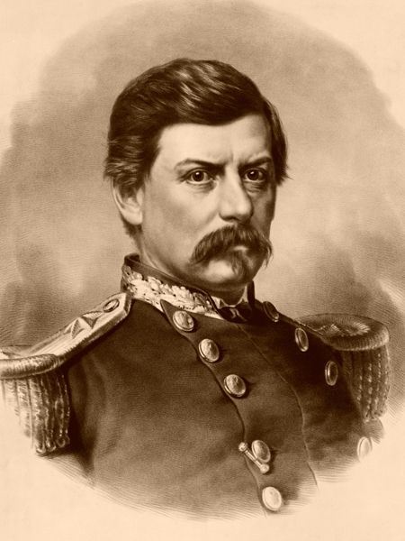 McClellan Organizing the Grand Army