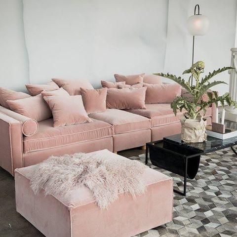 Bolia Mr.Big Sofa 2 Units and Cornerunit | Bolia | Pinterest | Big ...