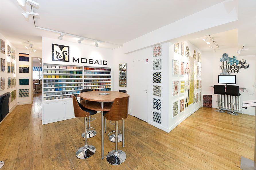 Customer service & Showroom | Encaustic cement tiles | MOSAIC del ...