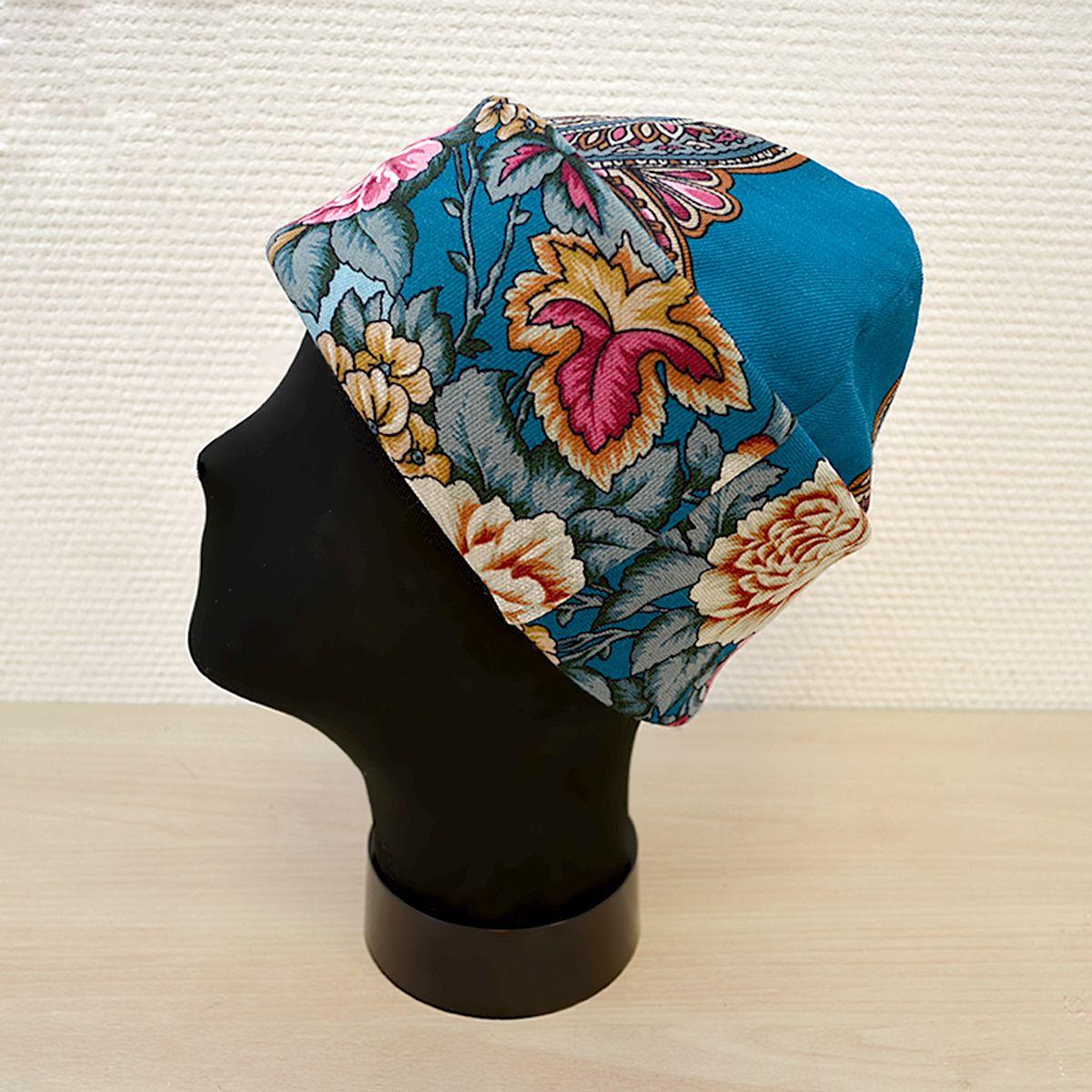 сшить шапочка платок