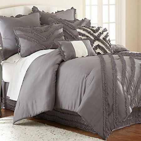 Found it at Wayfair - Julianna 8 Piece Comforter Sethttp://www.wayfair.com/daily-sales/p/Hello%2C-Hollywood%3A-Glam-Bedroom-Julianna-8-Piece-Comforter-Set~AMRA1432~E13532.html?refid=SBP.rBAZEVMp7iW9VDWv-wCdAnoel7hPu0fEgLMlEV2RQzM