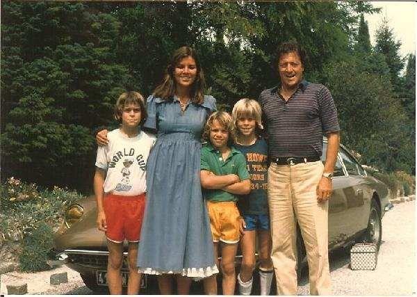 Princess Carolines First Husband: Princess Caroline And Her First Husband, Phillip Junot