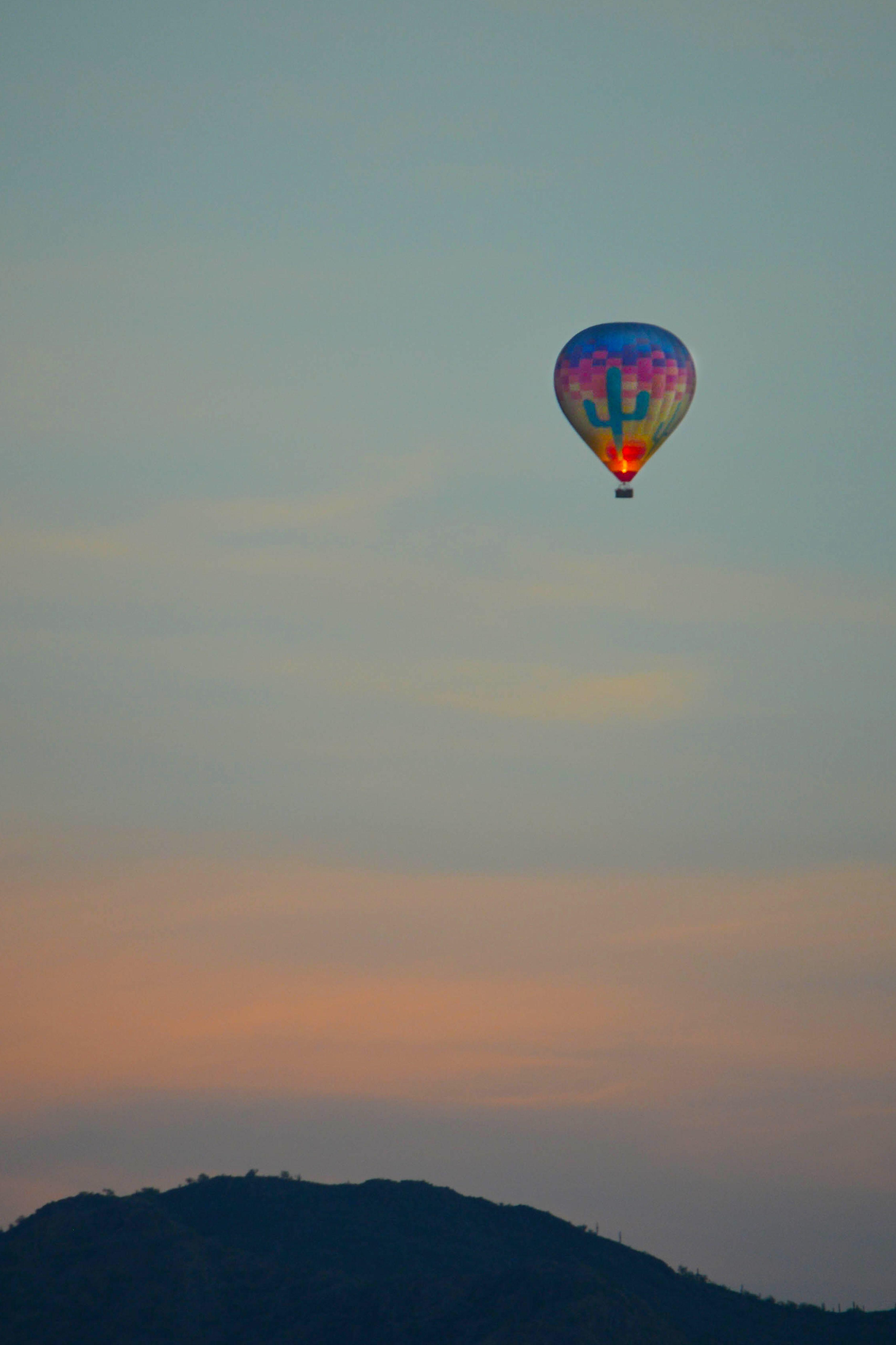 Sunrise Hot Air Balloon Ride, Phoenix, AZ Air balloon