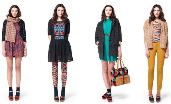 Modern Vintage Wear Gorman Winter 2012 Collection Fashion Designers Famous Retro Fashion Outfits Fashion