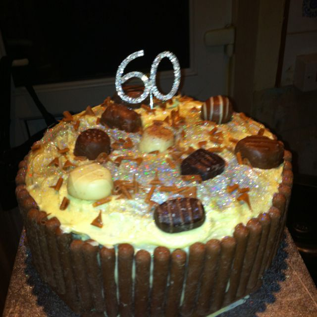 Chocolate Thorntons Cake