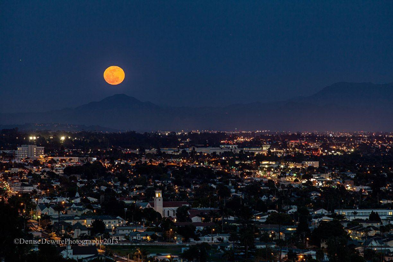 Ventura by moonlight