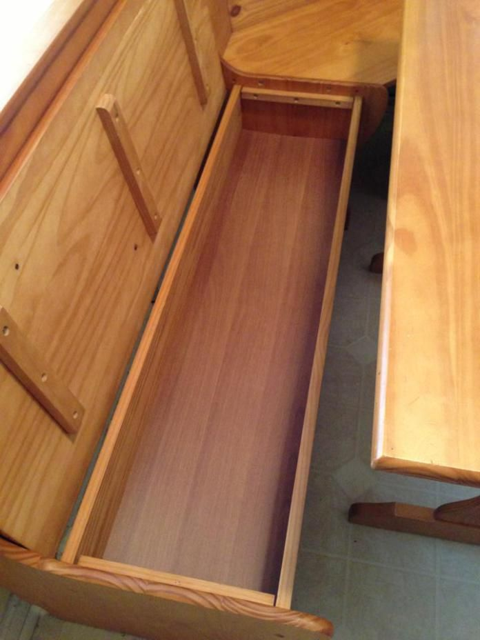 Wooden storage bench seat plans woodworking project north carolina diy wooden window bench seat with storage here is a great do it yourself built in bench for a kids room or a master bedroom a diy window bench seat with 3 solutioingenieria Image collections