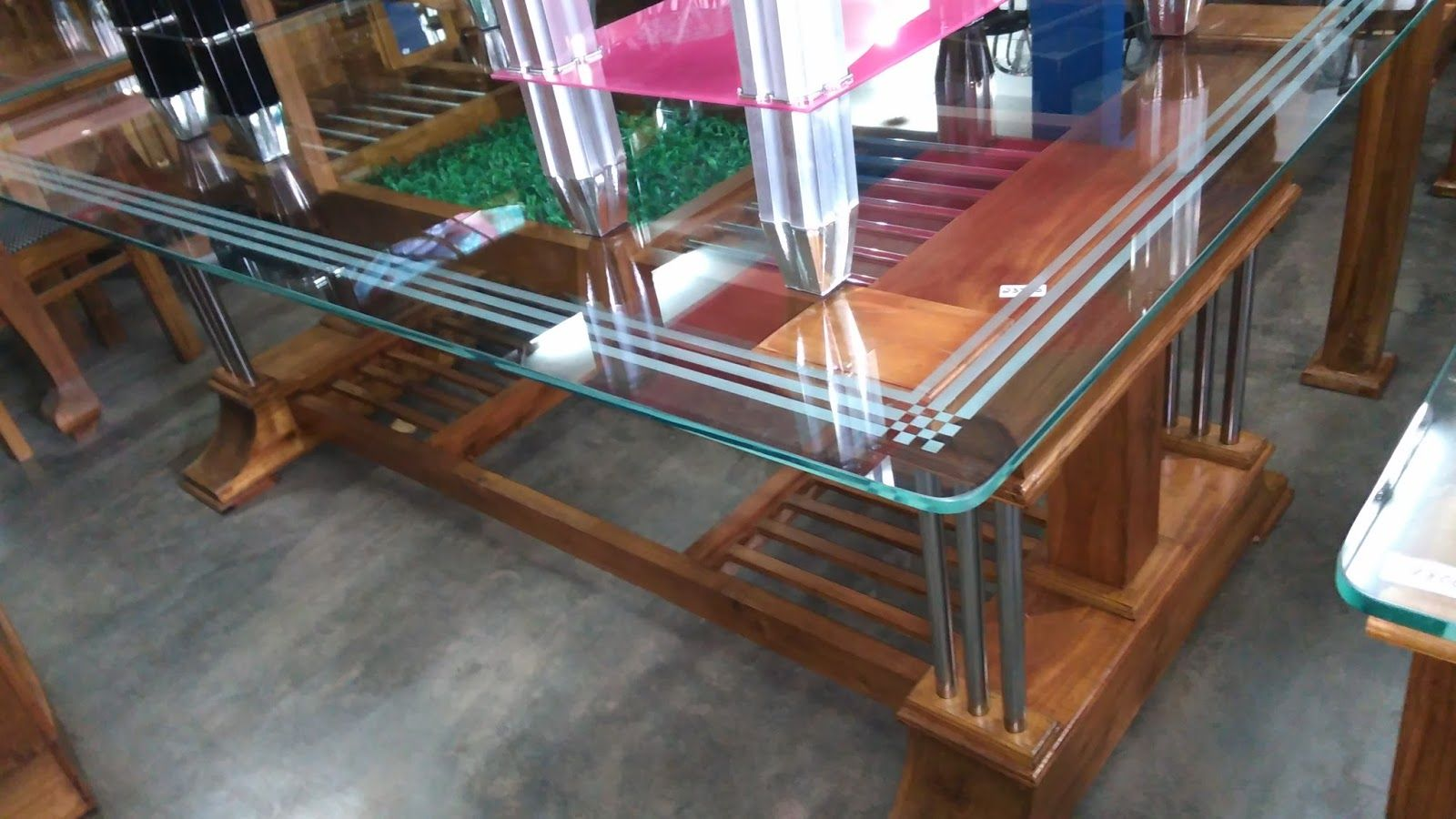 Image Result For Wooden Dining Table Kerala Style