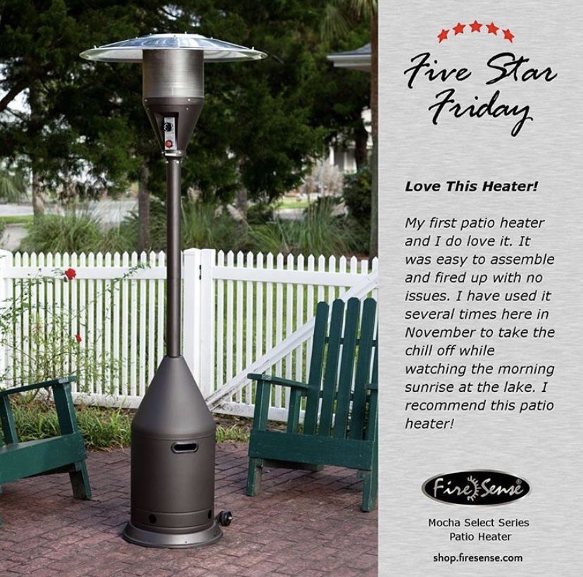 """89"""" Commercial Patio Heater (With images) Patio heater"""