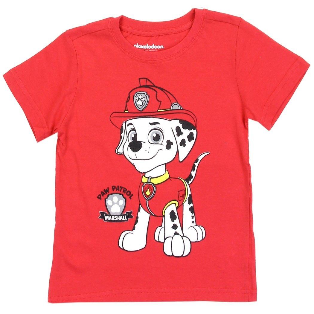 Paw Patrol Marshall Shirt