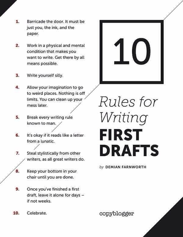 6 of the Best Writing Tips  Advice from Successful Writers Write