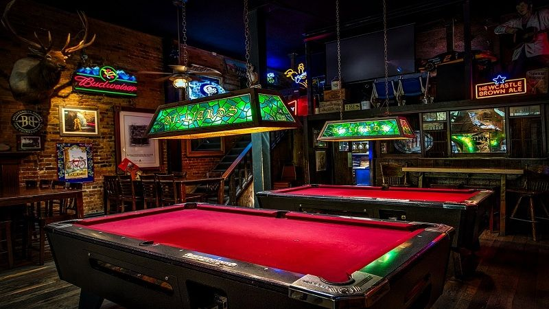 Select Billiards Lights To Match The Theme Of Your Game Room AC - Pool table pick up