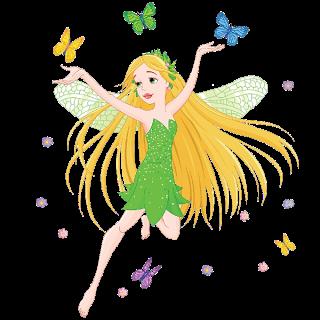 Fairy Clip Art - Synkee