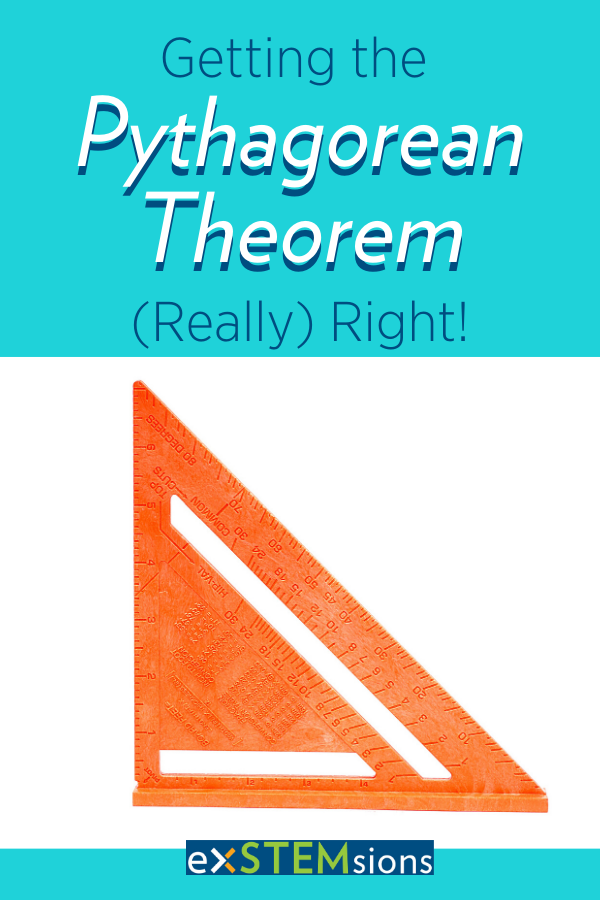 Getting the Pythagorean Theorem (Really) Right