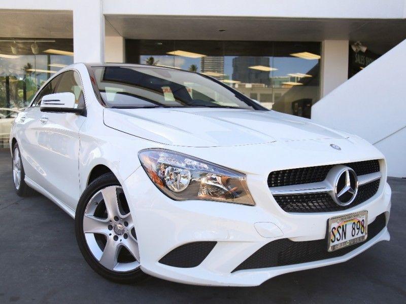 2015 MercedesBenz CLA250 24995 http//www