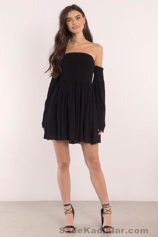 Abiye Modelleri 2020 Gece Elbiseleri Omzu Acik Kisa Uzun Kollu Gece Elbiseleri Uzun Kollu The Dress Elbise