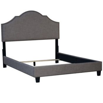 parkson queen upholstered bed includes headboard and bed frame22900 delivered - Costco Bed Frame