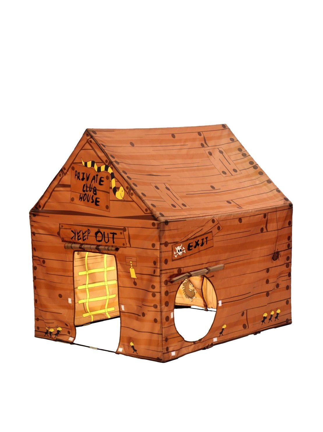Pacific Play Tents Club House Tent Designed to keep all