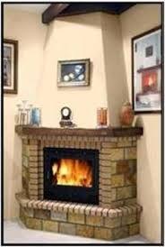 resultado de imagen para chimeneas rusticas esquineras - Chimeneas Rusticas