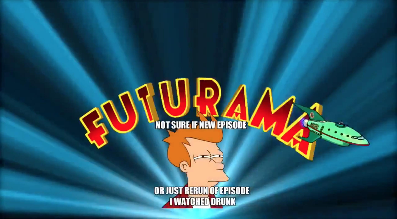 Not Sure Meme Futurama