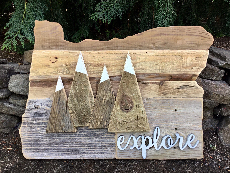 Pin by boyd woodward on wall décor pinterest decor mountain art