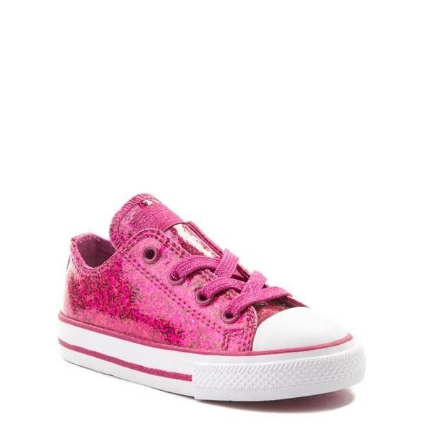 445b86a6869b Alternate view of Toddler Converse Chuck Taylor All Star Lo Glitter Sneaker