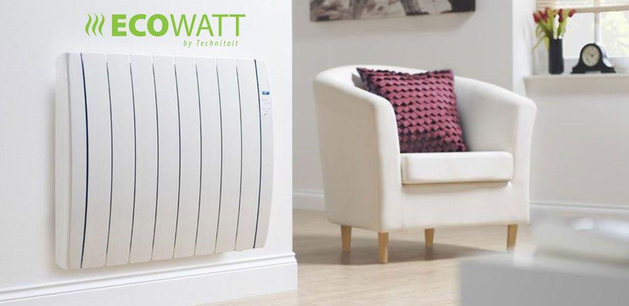 Chauffage à inertie Eco Watt - Devis gratuit Chauffage, radiateurs - Peindre Un Radiateur Electrique