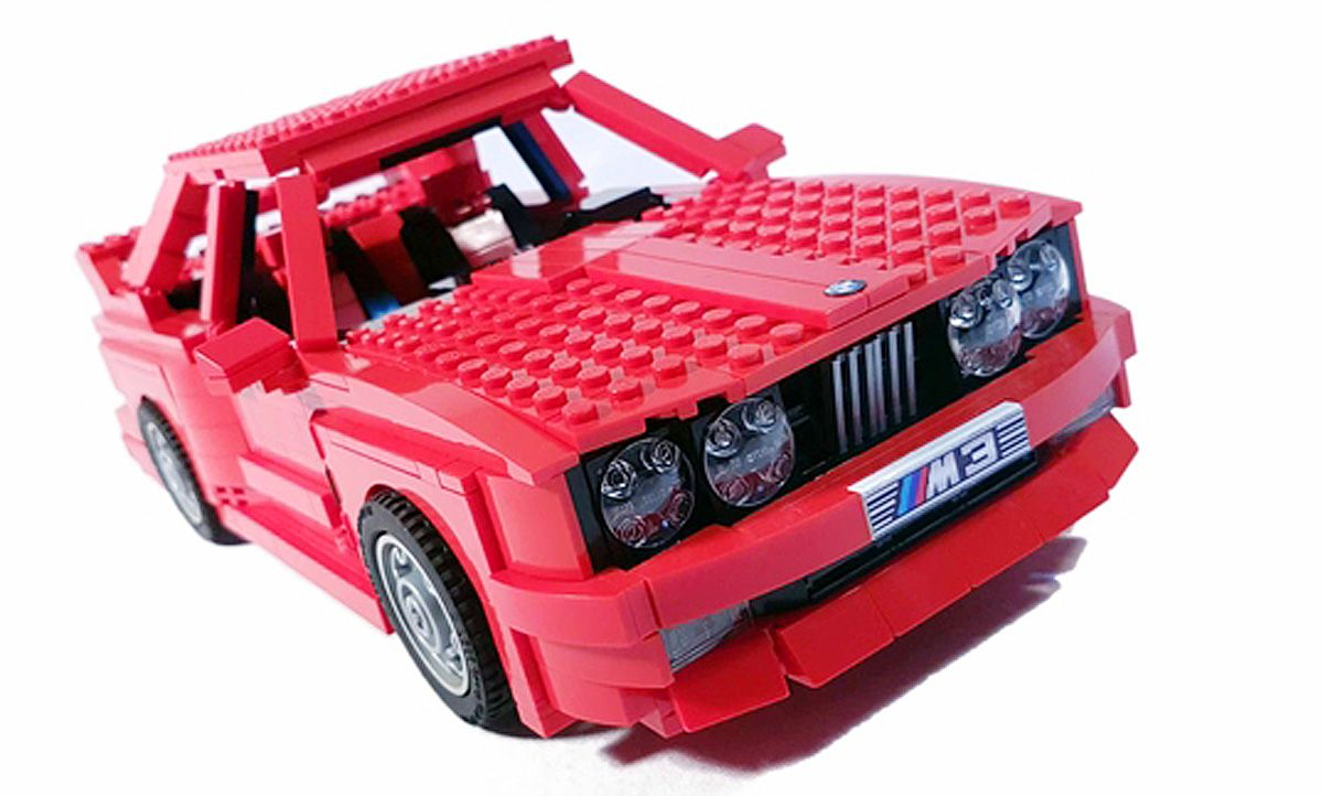 Bmw M3 E30 Aus Lego Video