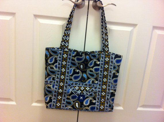 Large  Tote Bag by PaulettesGifts on Etsy, $20.00