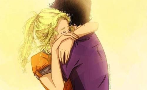 Percy and Annabeth <3