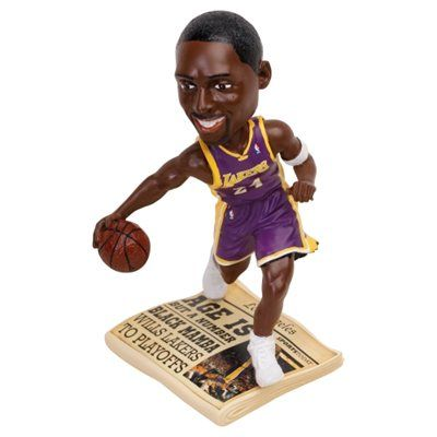 new style 7af94 01ca9 This Kobe Bryant bobblehead is adorable! | all the hoopla ...