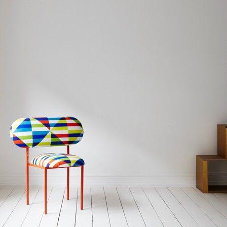 Reimagined Chair // Nina Tolstrup für 19 Greek Street // € 2.275,00