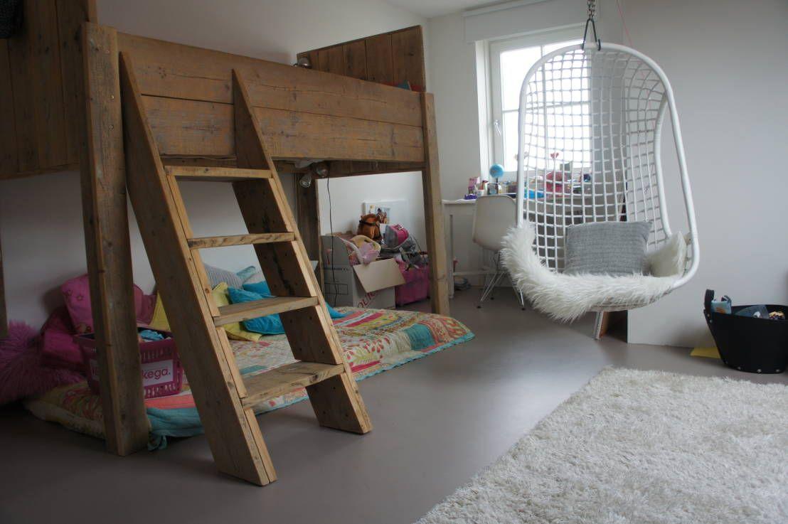 Ideeen kinderkamer hoogslaper: goed idee voor een kleine kamer