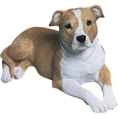 Pitbull Stuffed Animals For Sale Mid Size Sandicast Pit Bull