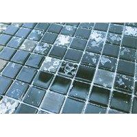 Pastilhart - Referência em pastilhas e revestimentos - CRYSTAL ICE BLACK